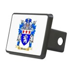 Blackie Rectangular Hitch Cover