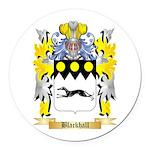 Blackhall Round Car Magnet