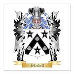 Blackett Square Car Magnet 3