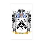 Blackett Sticker (Rectangle 50 pk)