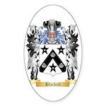 Blackett Sticker (Oval)