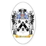 Blackett Sticker (Oval 10 pk)