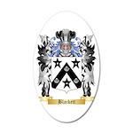 Blackett 20x12 Oval Wall Decal