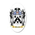 Blackett 35x21 Oval Wall Decal