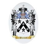 Blackett Ornament (Oval)