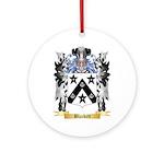 Blackett Ornament (Round)