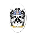Blacket 20x12 Oval Wall Decal