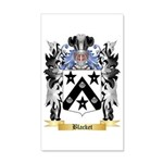 Blacket 35x21 Wall Decal
