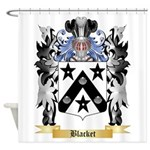 Blacket Shower Curtain
