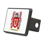 Blackely Rectangular Hitch Cover