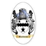 Blackburne Sticker (Oval 10 pk)