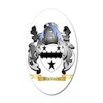 Blackburne 20x12 Oval Wall Decal