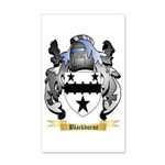 Blackburne 20x12 Wall Decal