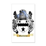 Blackburne 35x21 Wall Decal