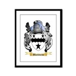Blackburne Framed Panel Print