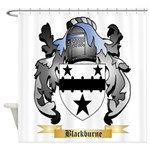 Blackburne Shower Curtain