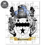 Blackburne Puzzle