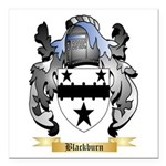 Blackburn Square Car Magnet 3