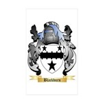 Blackburn Sticker (Rectangle 10 pk)