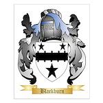 Blackburn Small Poster