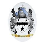 Blackburn Ornament (Oval)
