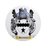 Blackburn Ornament (Round)