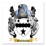 Blackbourne Square Car Magnet 3