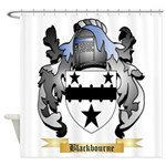 Blackbourne Shower Curtain