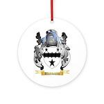 Blackbourne Ornament (Round)