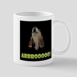 Arrrooooo! Mugs