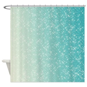 Glam Shower Curtains