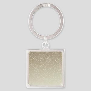 Cream Sparkles Keychains