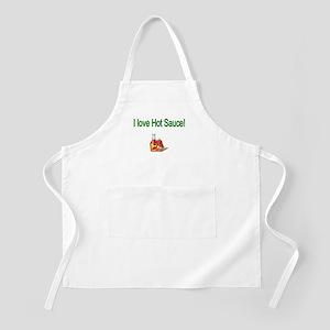 I love Hot Sauce Apron