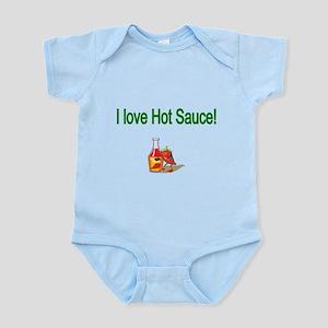 I love Hot Sauce Body Suit