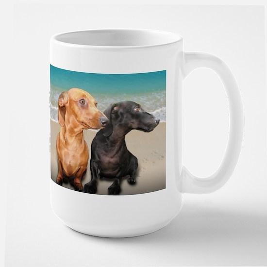 Dachshund - Large Mug