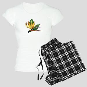 Hula Mai logo Pajamas