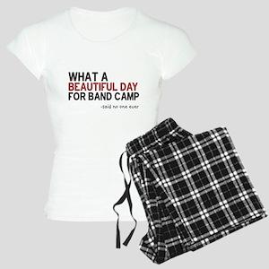 Band Camp Women's Light Pajamas