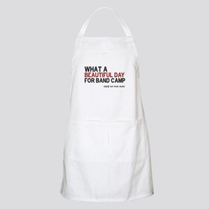 Band Camp Apron
