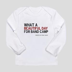 Band Camp Long Sleeve Infant T-Shirt