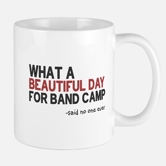 Band Camp Mug