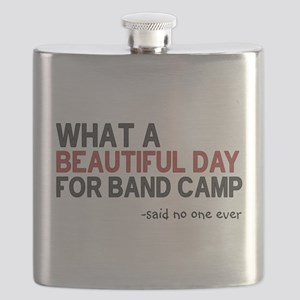 Band Camp Flask