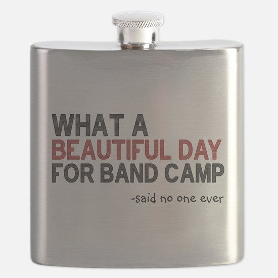 Band Camp Flask