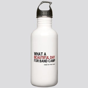 Band Camp Stainless Water Bottle 1.0L