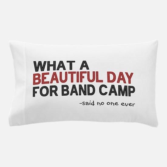 Band Camp Pillow Case