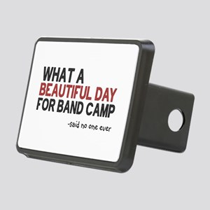 Band Camp Rectangular Hitch Cover