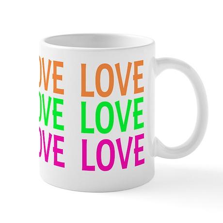 Love Love Love Mug