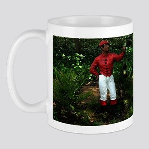 Jocko The Lawn Jockey Mug