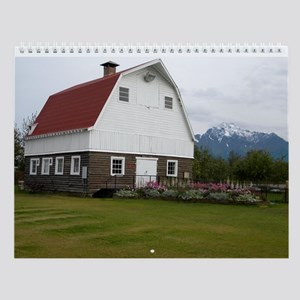 Wineck Barn Wall Calendar