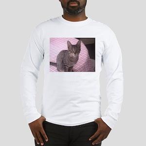 Beautiful Tabby Long Sleeve T-Shirt