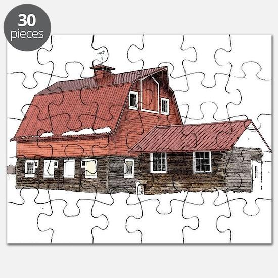 Venne Barn Puzzle